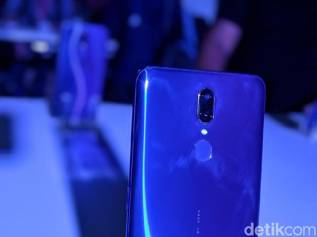 Oppo F11 Pro Bawa Kamera 48 MP, Hasil Interpolasi?