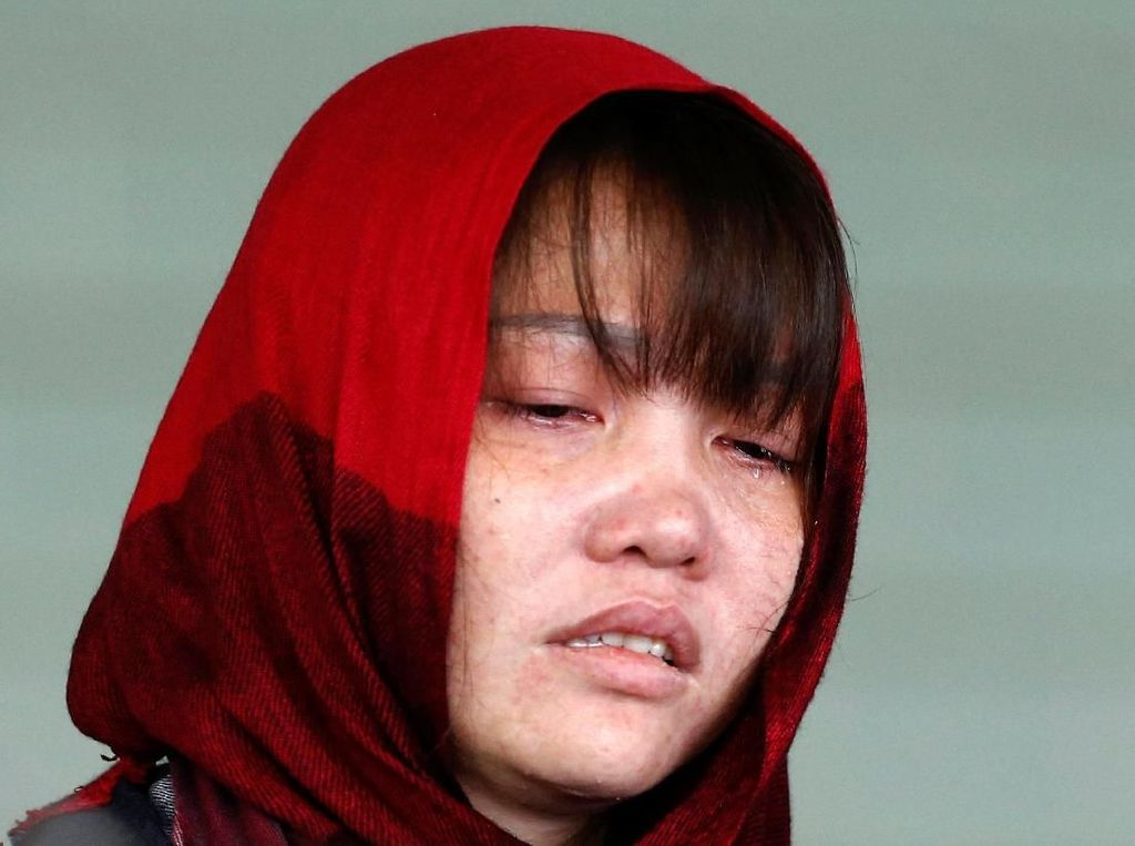 Terdakwa WN Vietnam di Kasus Kim Jong-Nam Dibui 3 Tahun 4 Bulan