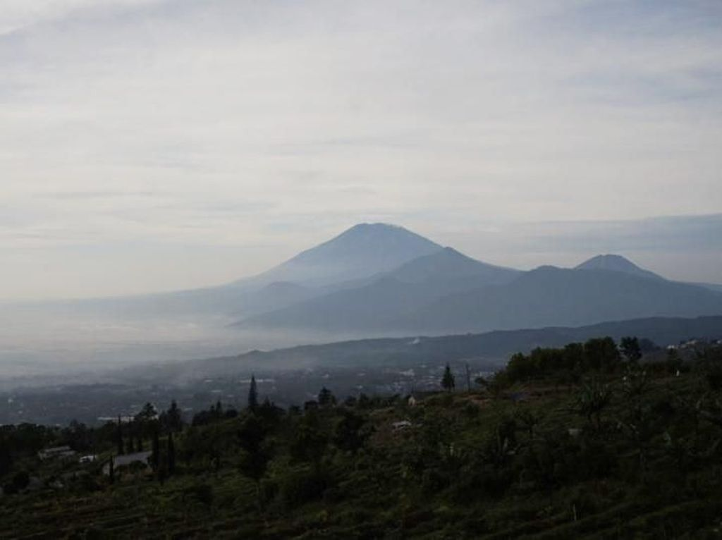 Foto: Tempat Kemping Asyik di Semarang