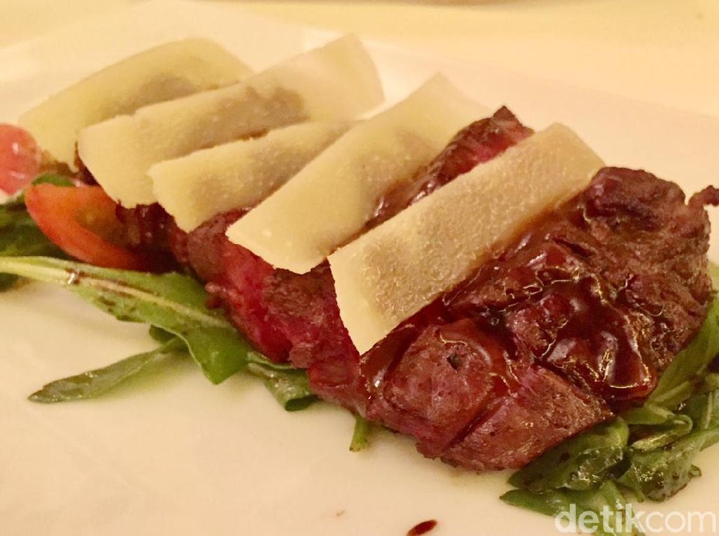 Nikmati Kelezatan Hidangan Italia Dengan Cara Italia di Sini