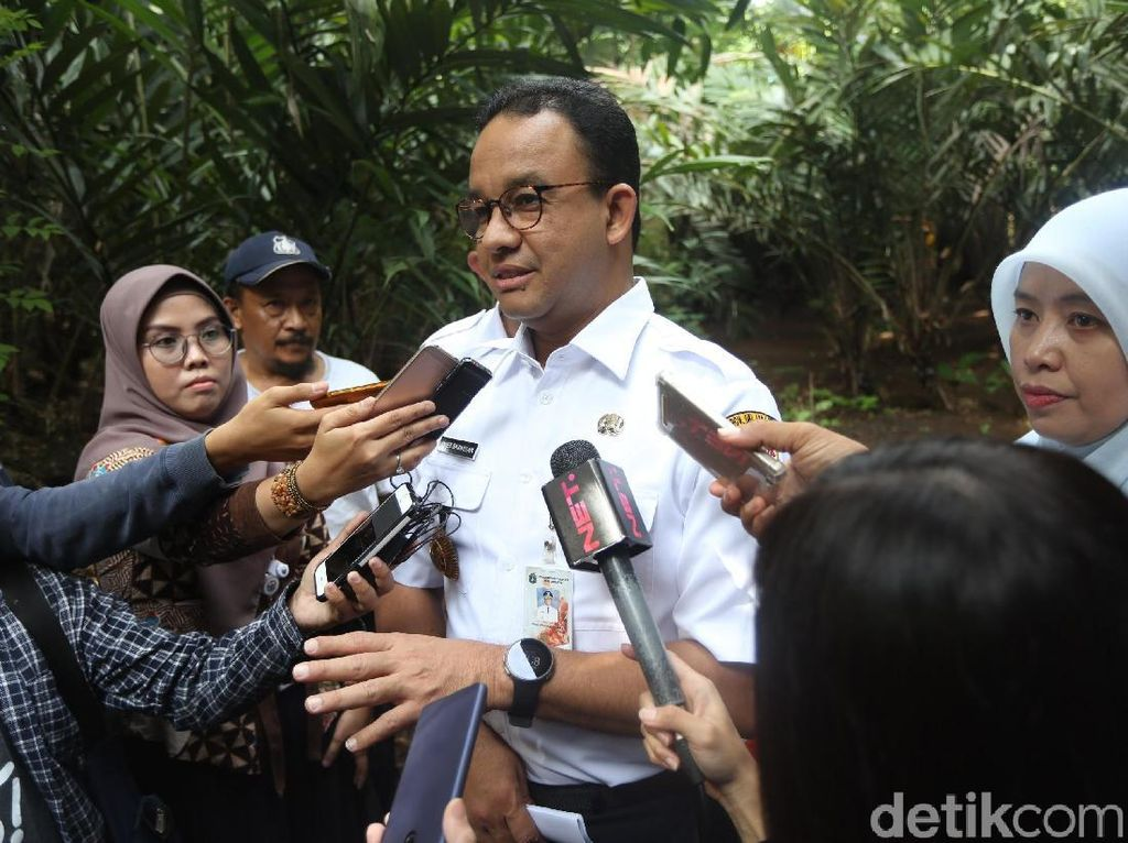 Ini Cara Anies Data PBB di Jakarta