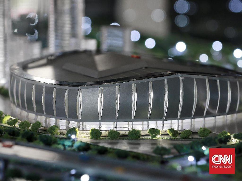 Keren dan Modern, 5 Fakta Jakarta International Stadium