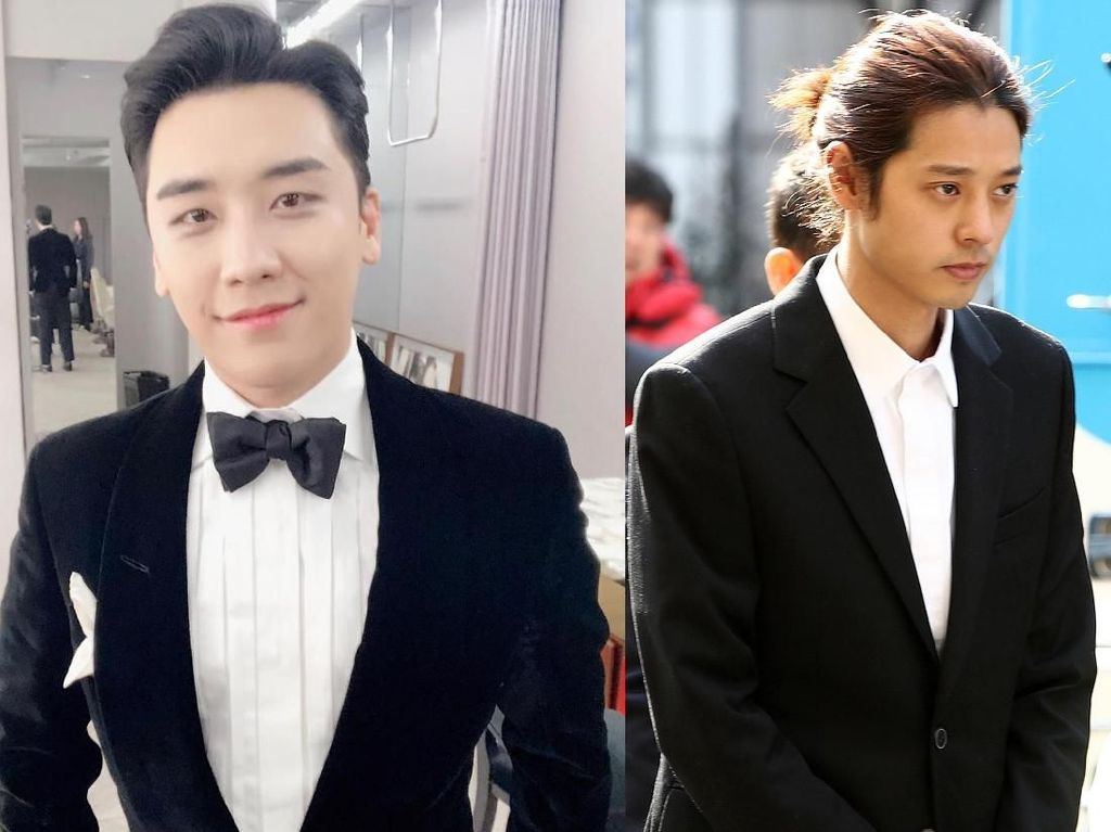 Sebelum Prostitusi Terungkap, Seungri Minta Jung Joon Young-Jonghun Ganti HP