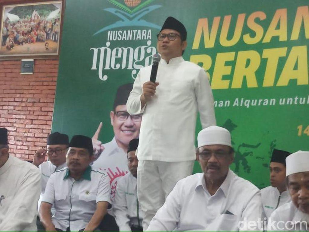 Luncurkan Nusantara Bertauhid, Cak Imin Cerita Kerasnya Politik di Grup WA