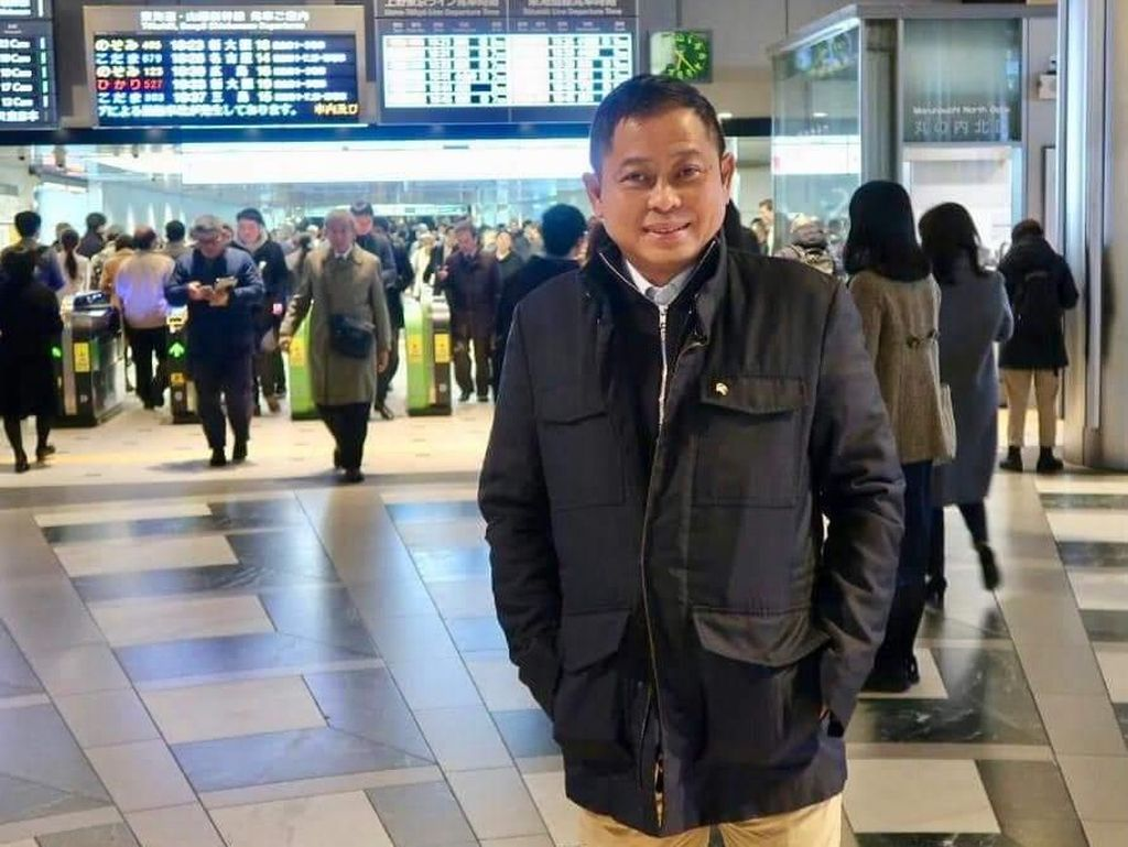 Waduh! Jonan Hampir Kehilangan Dompet di Jepang
