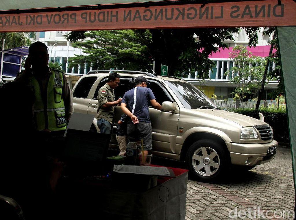 Asyik, Ada Uji Emisi Gratis Lho di Mal Daan Mogot