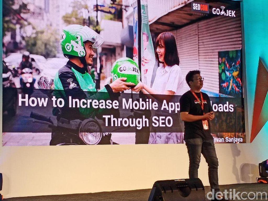 Pentingnya SEO buat Aplikasi Mobile seperti Go-Jek