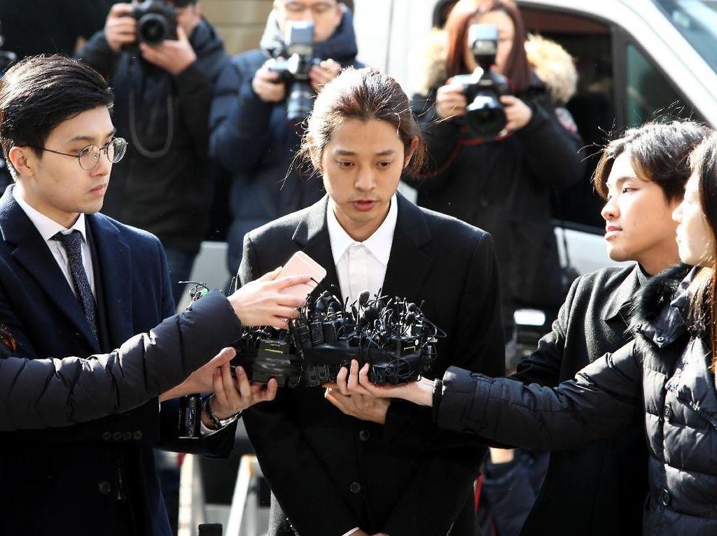 Soal Kasus Pelecehan Seksual, Jung Joon Young Dituntut 7 Tahun Penjara