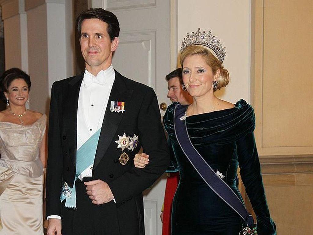 Foto: Kemewahan Marie-Chantal, Istri Pangeran Yunani yang Tajir dari Kecil