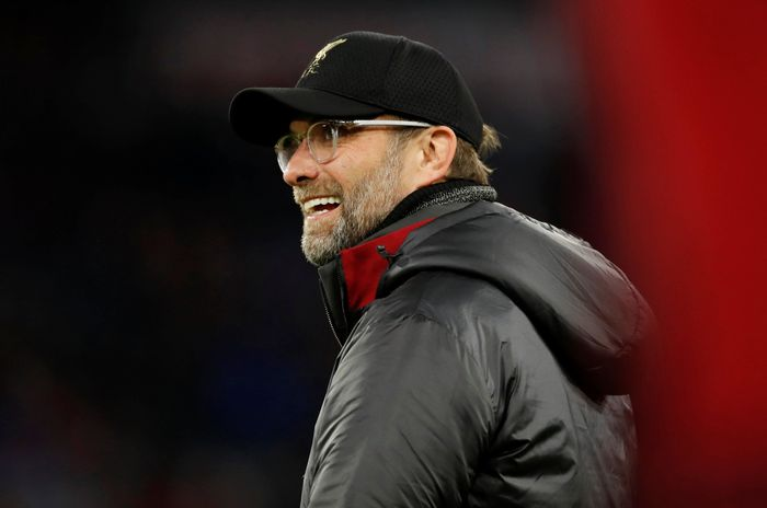 Soccer Football - Champions League - Round of 16 Second Leg - Bayern Munich v Liverpool - Allianz Arena, Munich, Germany - March 13, 2019  Liverpool manager Juergen Klopp before the match   Action Images via Reuters/Andrew Boyers