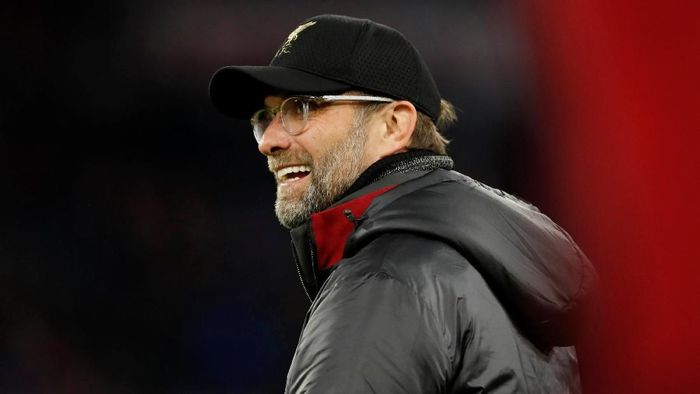 Juergen Klopp dianggap sebagai pelatih ideal untuk menggantikan Massimiliano Allegri andai meninggalkan Juventus. (Foto: Andrew Boyers/Action Images via Reuters)