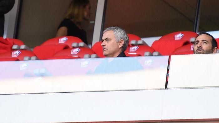 Paul Pogba membantah pemecatan Jose Mourinho karena player power. (Foto: Reuters)