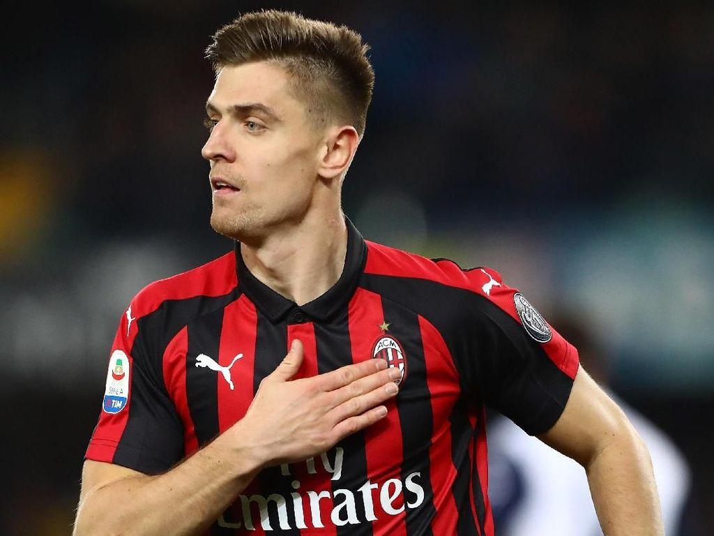 Bisa Langsung Bikin Gol di Derby Milan, Piatek?