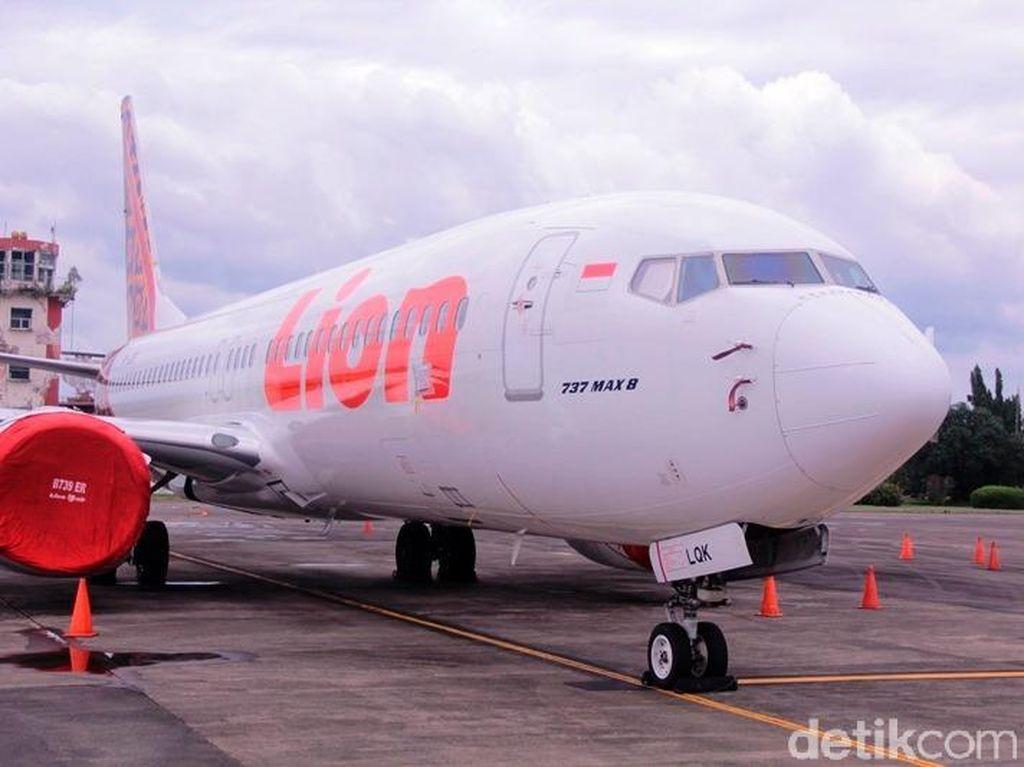 Meski Boeing 737 MAX 8 Dikandangkan, Pesanan Lion Air Jalan Terus