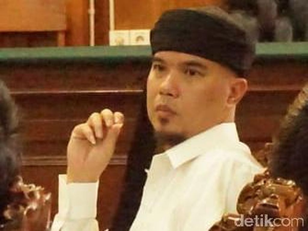 Ahmad Dhani Ngedrop di Penjara Sampai Harus Diinfus, Sakit Apa?