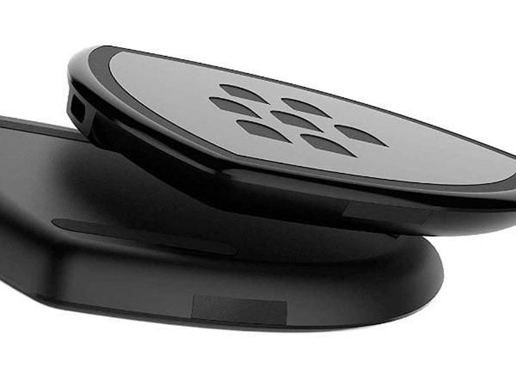 Wireless Charging Pad BlackBerry Rilis di India, Istimewanya?