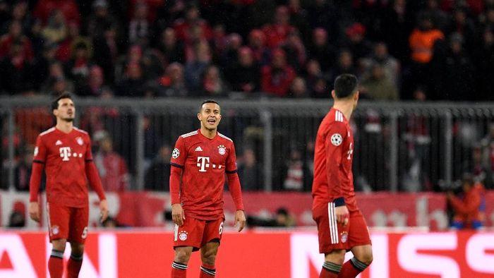 Bayern Munich gagal ke perempatfinal Liga Champions 2018/2019 (Andreas Gebert/REUTERS)