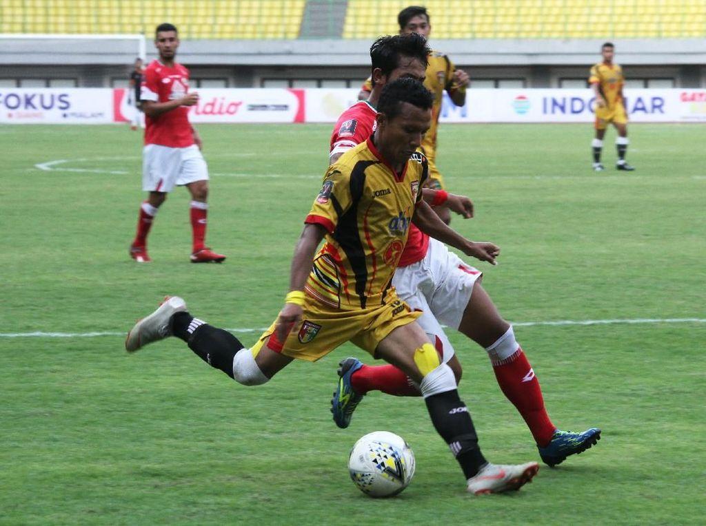 Setelah Piala Presiden, Semen Padang Berbenah Sambut Liga 1 2019
