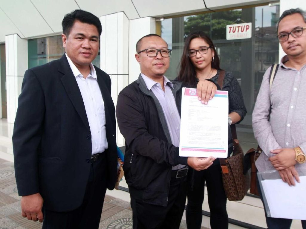 Nasabah J-TRUST Ajukan Banding Kasus Sita Aset