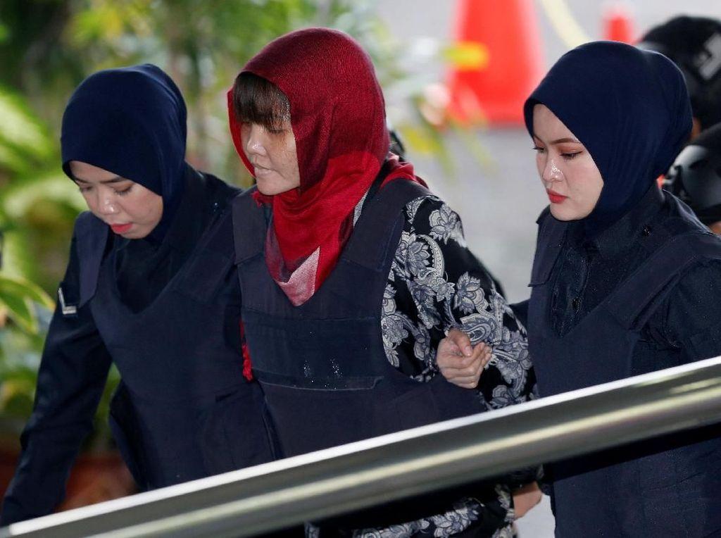 Vietnam Serukan Malaysia Adil terhadap Doan di Kasus Kim Jong-Nam