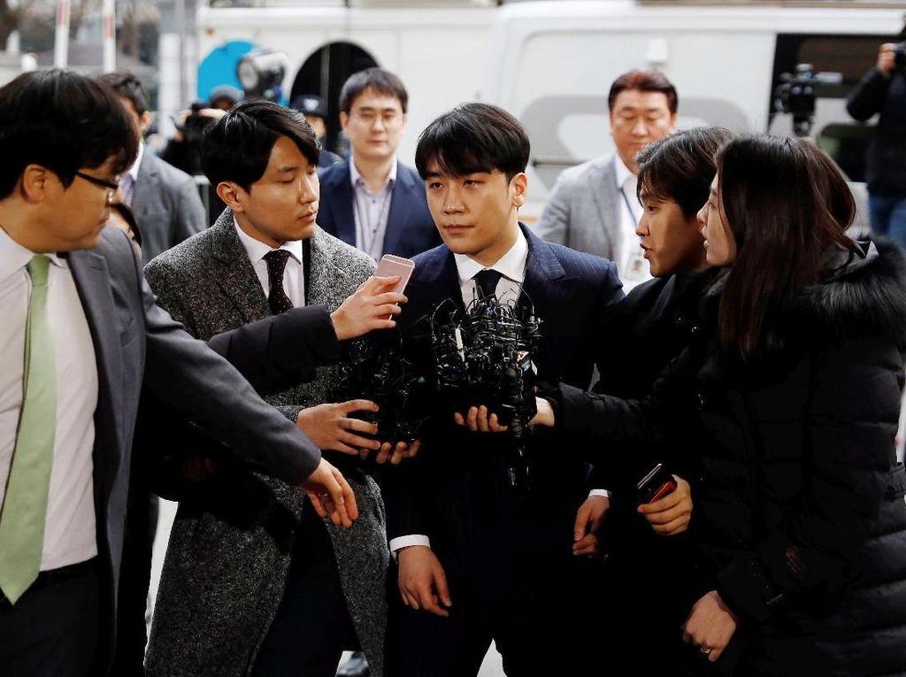 Terjerat Hukum, Aori Ramen Coret Seungri BIGBANG dari Saham