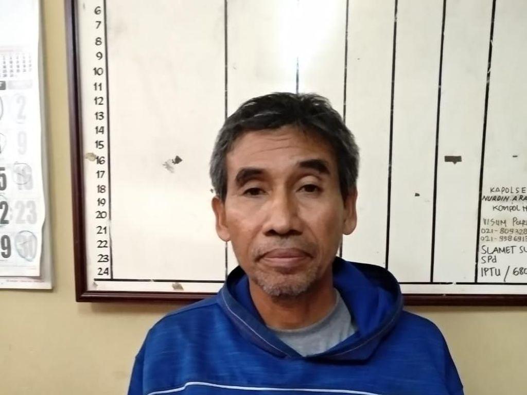 Polisi Tetapkan Sudirman Penusuk Penumpang di Halte TransJ Jadi Tersangka