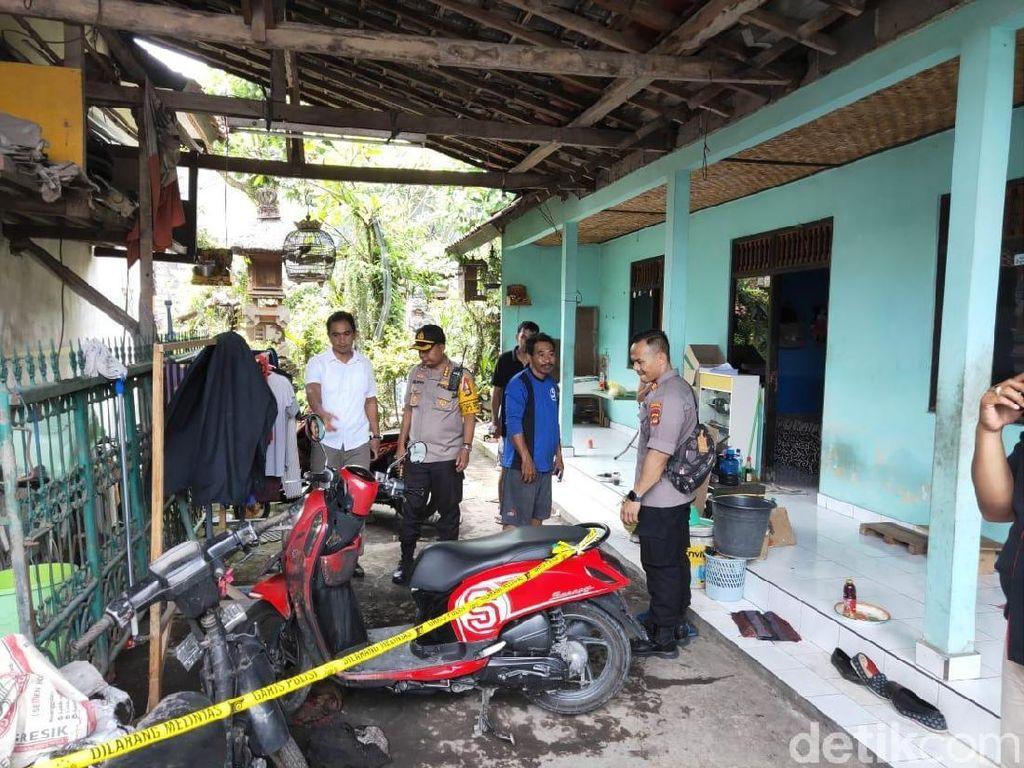 Polisi Cari Pembakar 2 Motor Warga di Denpasar