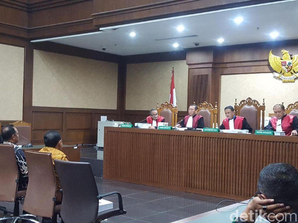 Eks Bupati Sula Dituntut 12 Tahun Penjara di Kasus Korupsi Rp 2,3 M