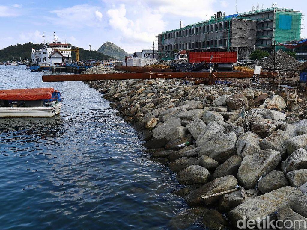 Geliat Pembangunan Hotel Mewah di Labuan Bajo