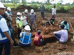 Masa Ekskavasi Situs di Proyek Tol Pandaan-Malang Diperpanjang