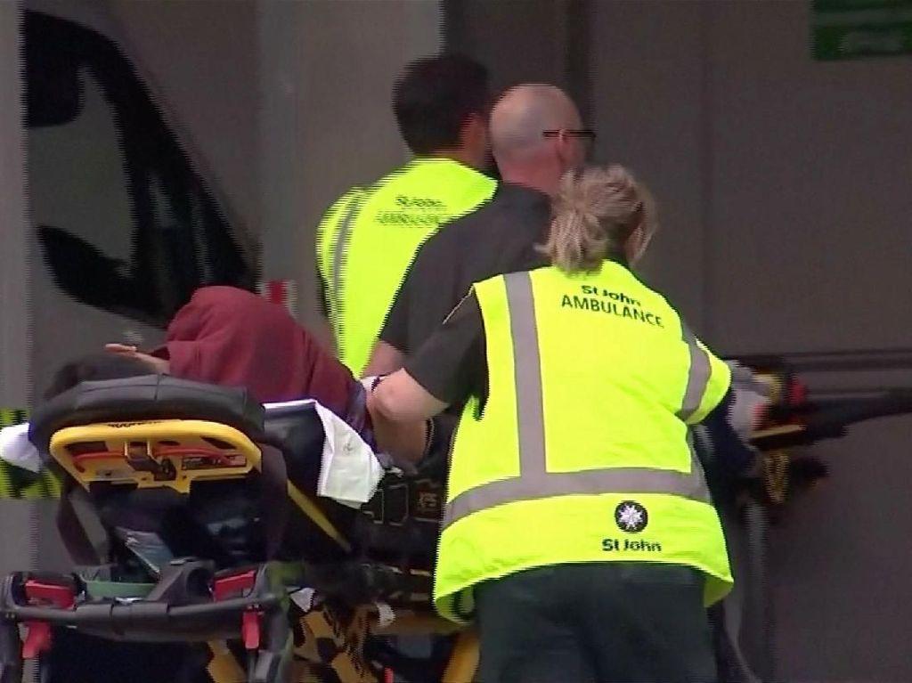 Korban Tewas Aksi Teror di Masjid New Zealand Bertambah Jadi 49 Orang
