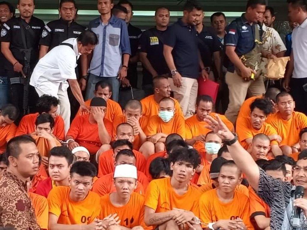 Tim Antibandit Polda Metro Ringkus 186 Pelaku Kejahatan Selama 5 Hari