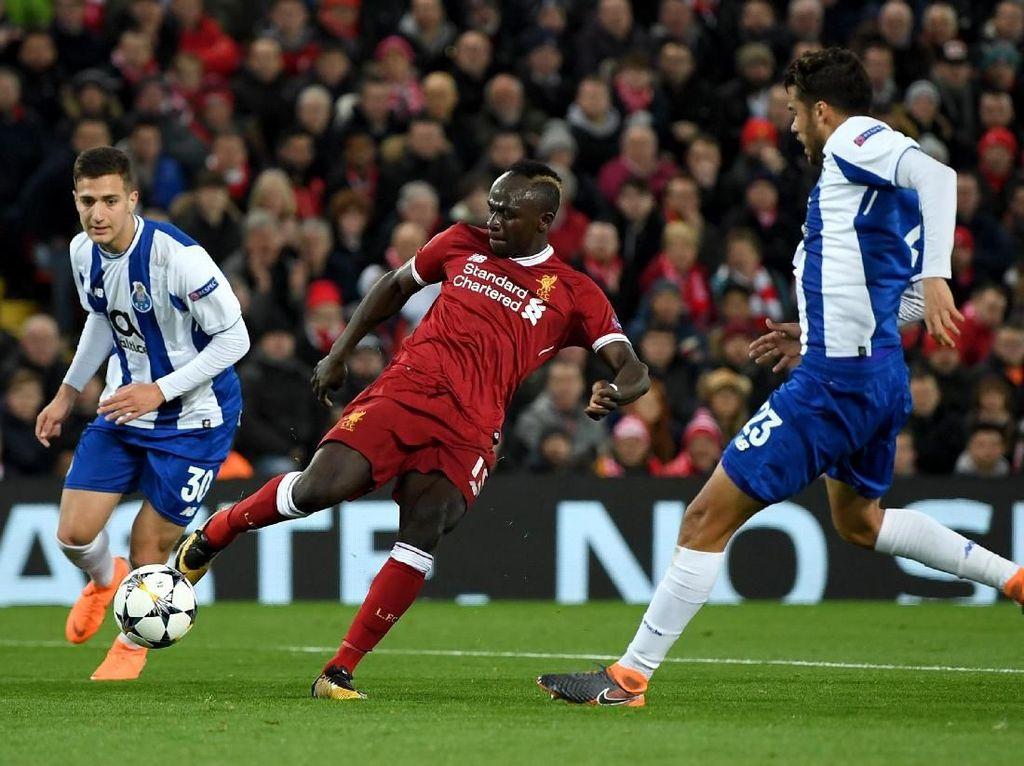 Drawing Liga Champions: Jalan Mulus Liverpool ke Semifinal?