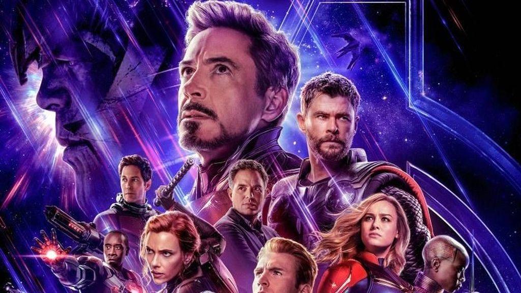 Ini Gaya Kulineran Para Pemain Avengers: Endgame
