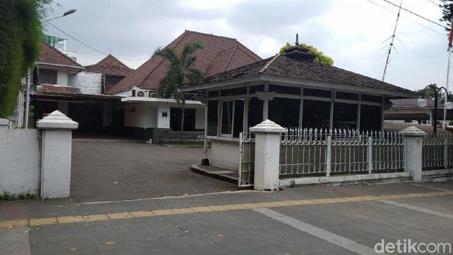 TAP Jabar Dapat Fasilitas Kantor Bekas Rumah Dinas Wagub di Dago