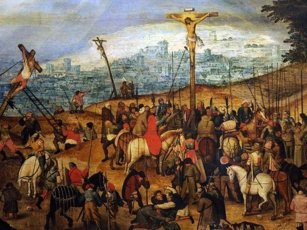 Dicuri di Italia, Lukisan Mahakarya Abad ke-17 Ternyata Palsu