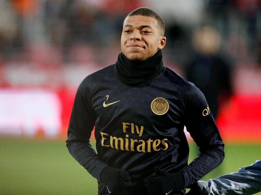 Mbappe: Dipermalukan Lille 1-5, PSG Seperti Anak Baru Saja