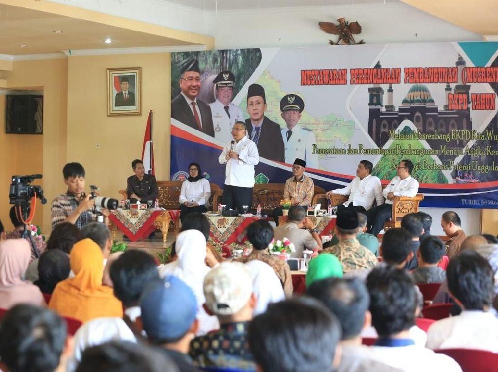 Mendes Ingin BUMDes Jadi Solusi Kemiskinan di Bengkulu