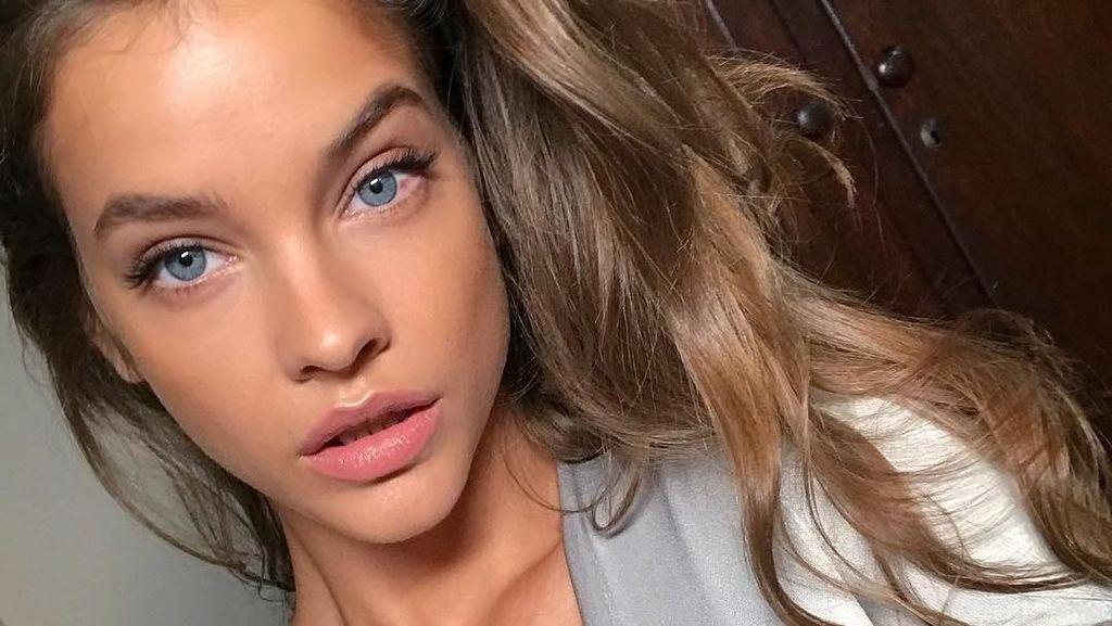 Pesona Barbara Palvin, Model yang Resmi Jadi Victorias Secret Angel Baru