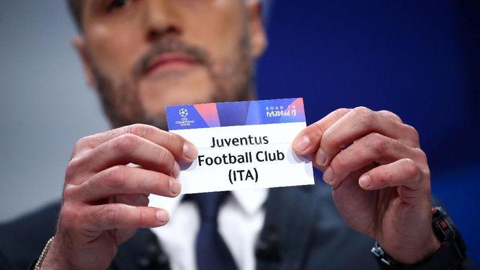 Undian perempatfinal Liga Champions mempertemukan Ajax Amsterdam vs Juventus. (Foto: Denis Balibouse/Reuters)