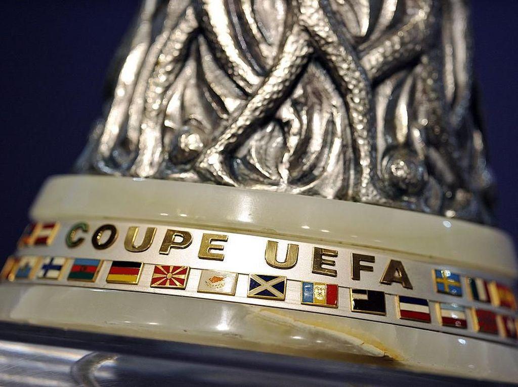 Inilah Kontestan Babak 32 Besar Liga Europa
