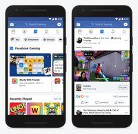 facebook gaming siap bersaing