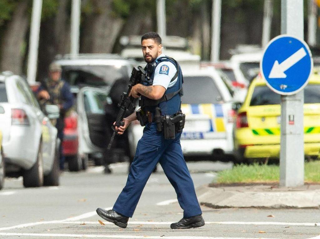 Penembakan di Masjid Christchurch, Netizen Gaungkan Doa