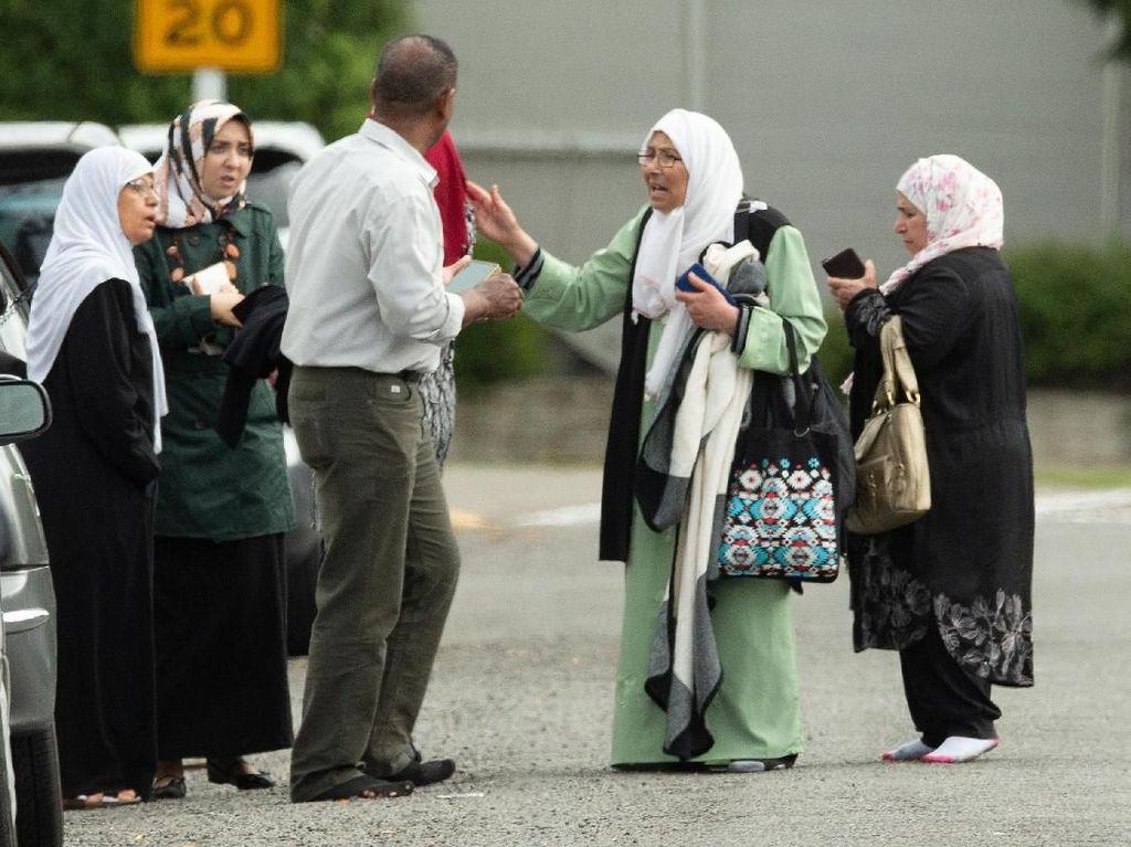 Dubes Pastikan Ada 6 WNI di Lokasi Penembakan Masjid