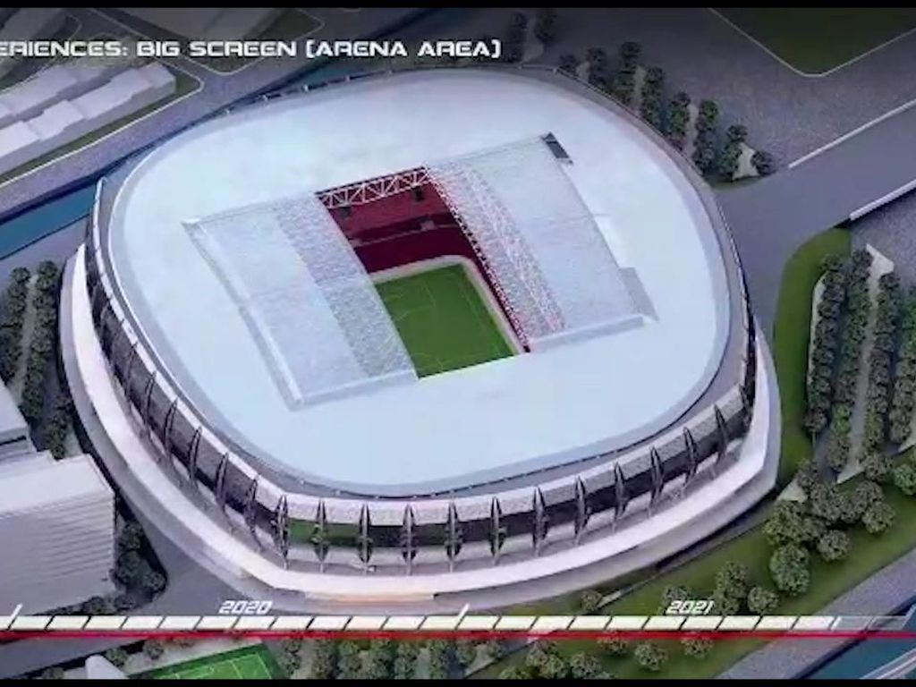 Jakarta International Stadion Bukan Cuma untuk Persija, Jakmania: Silakan Saja, tapi...