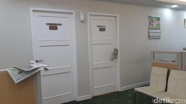 Romahurmuziy Kena OTT KPK, Ruangannya di DPR Terkunci