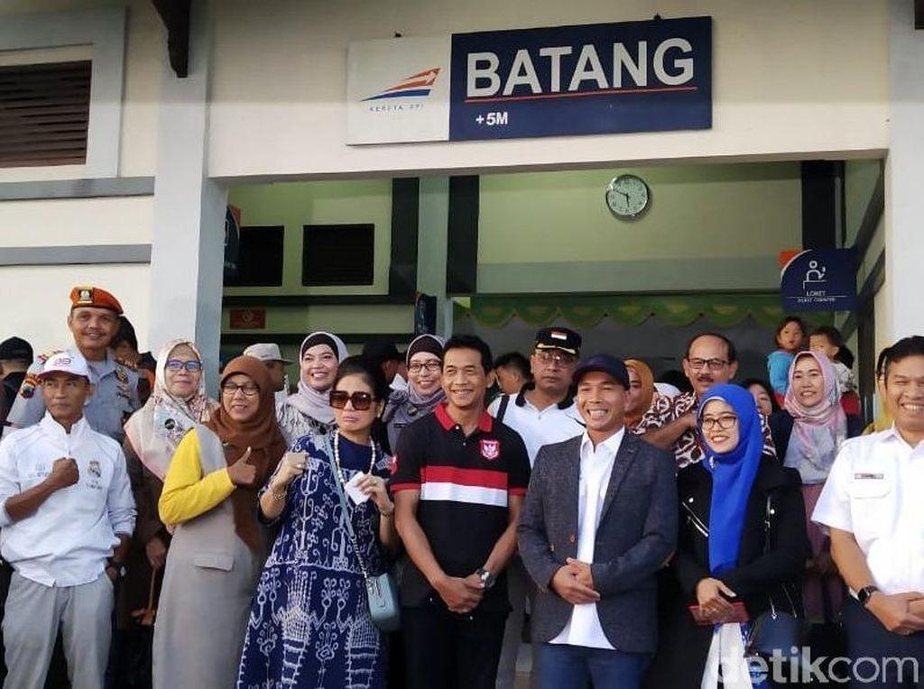 4 Tahun Tertidur, Stasiun Batang Kembali Aktif