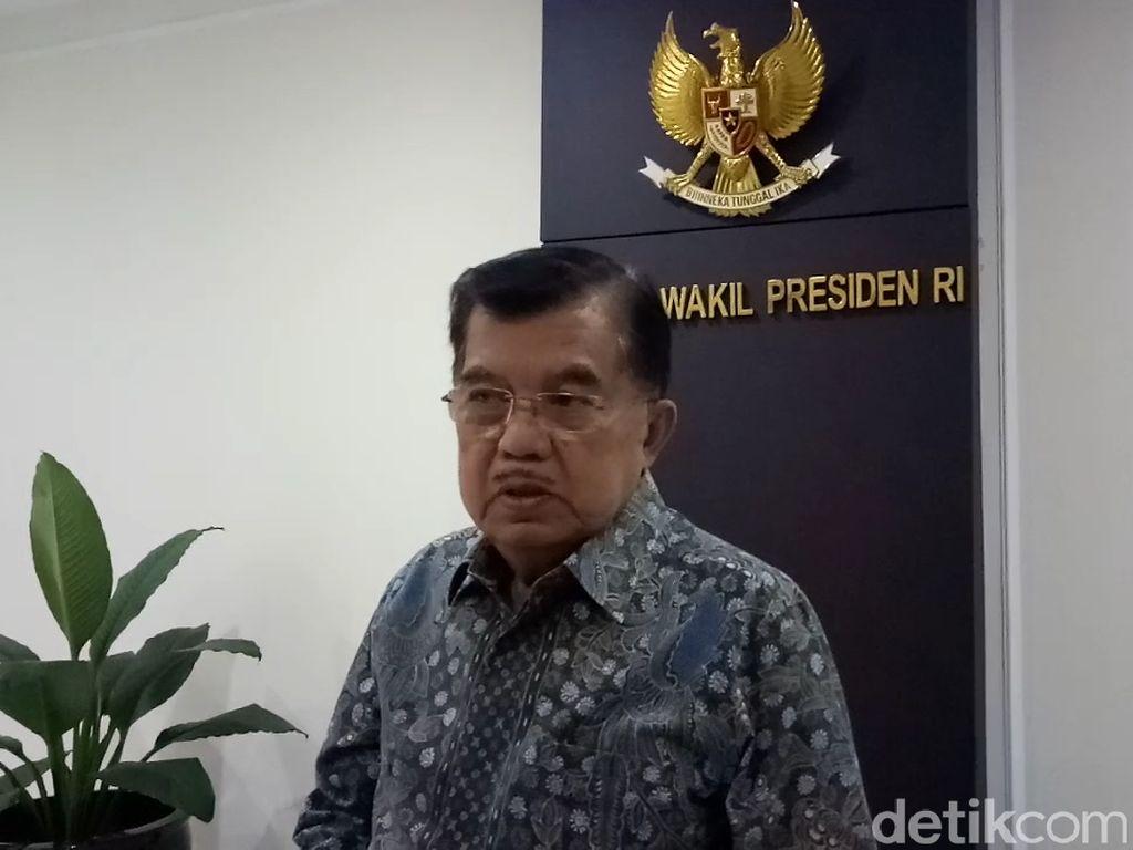 JK: Saya Tak Ingat Janji Buyback Indosat