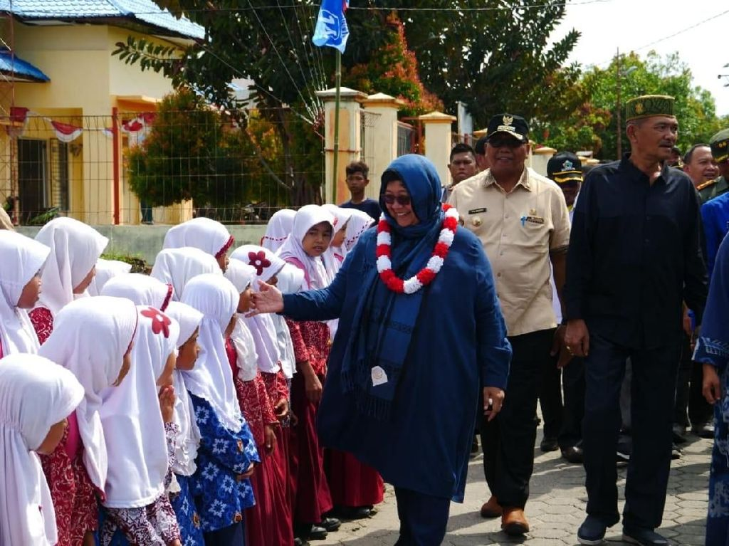 Warga Aceh Singkil Lapor ke Menteri LHK soal Konflik Manusia-Buaya