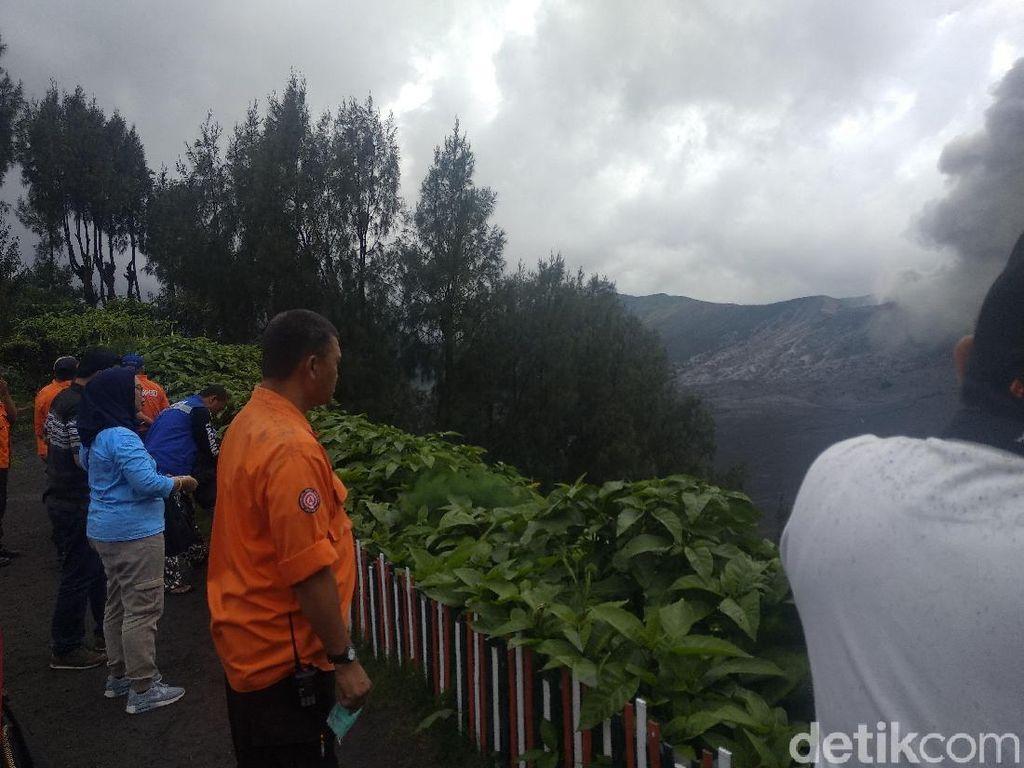 BNPB Pantau Aktivitas Gunung Bromo yang Semburkan Abu Vulkanik
